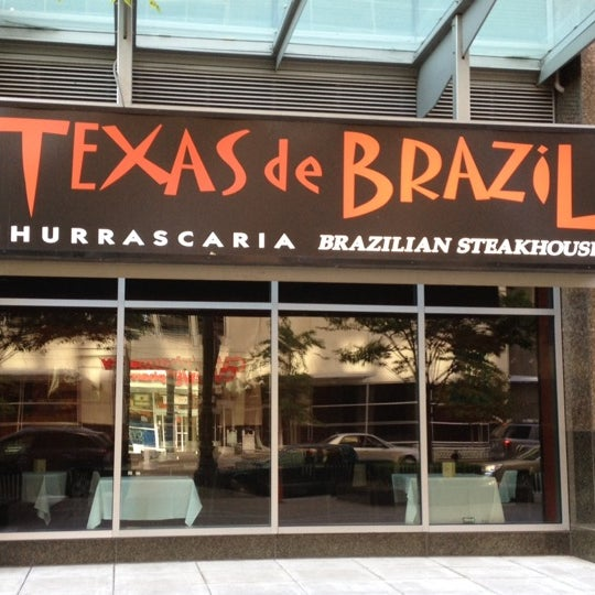 Without a doubt Texas de Brazil is one of the classiest restaurants in Detroit. If your ready to spend some money and craving a lot of meat that's not cheap nasty meat I do recommend this place. The price is a tad to much for me for dinner.