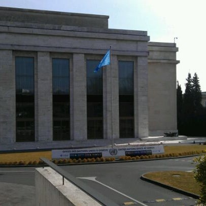 Photo taken at Palais des Nations by C M. on 3/7/2012