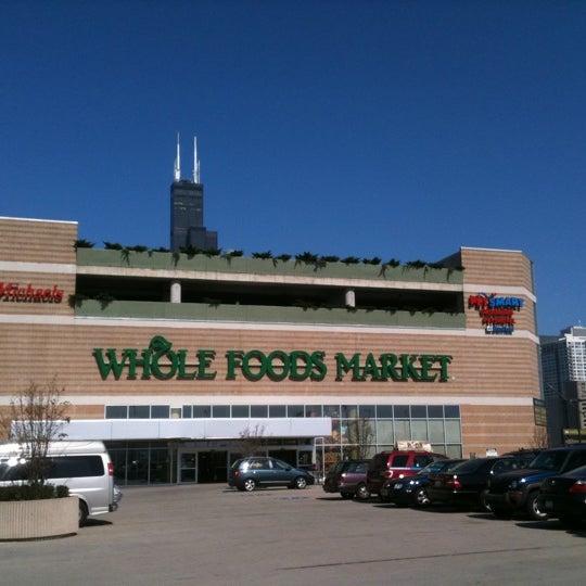 Chicago Loop Health Food Store