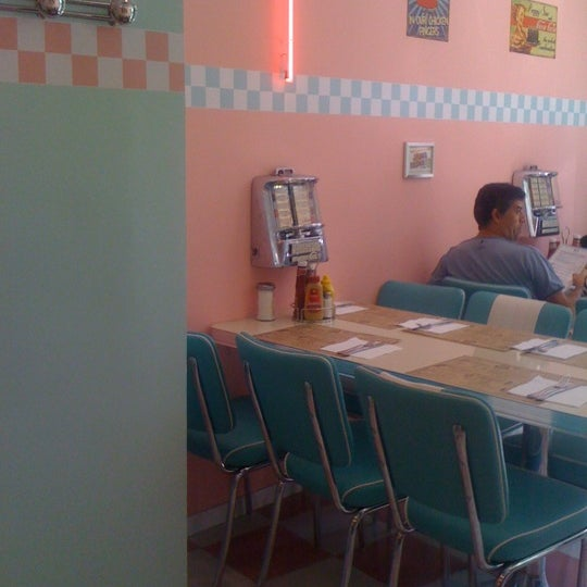 Photo taken at Peggy Sue's by Sabria on 9/7/2011