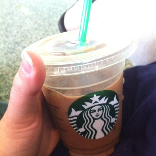 Photo taken at Starbucks by Kirsten M. on 6/24/2012