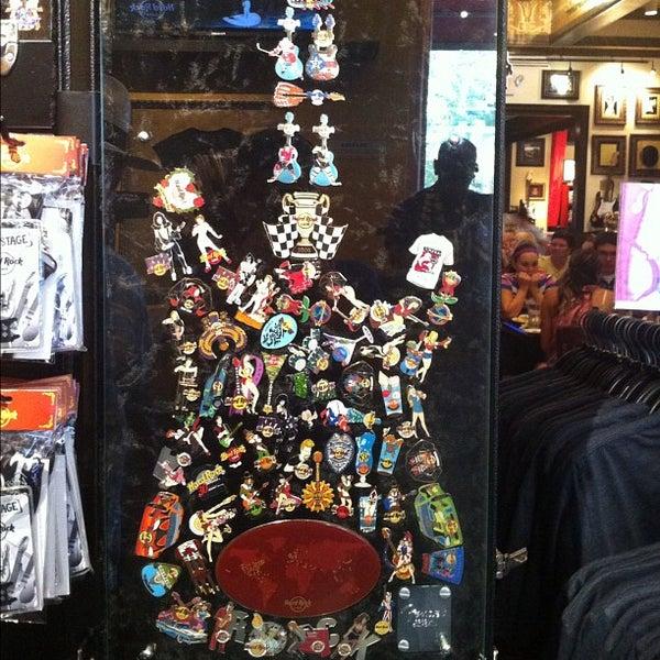 Photo taken at Hard Rock Cafe Washington DC by Matheus F. on 6/28/2012