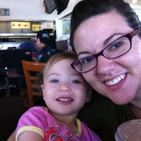 Photo taken at Denny's by Kayte G. on 3/15/2012