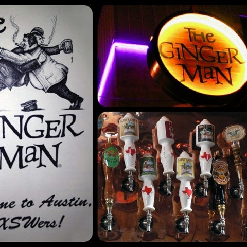 Photo taken at The Ginger Man by Robert R. on 3/11/2012