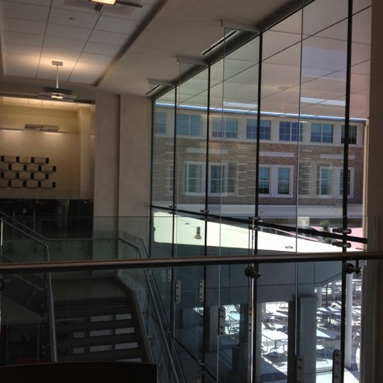 Photo taken at TTU - Rawls College of Business by Lin H. on 6/30/2012