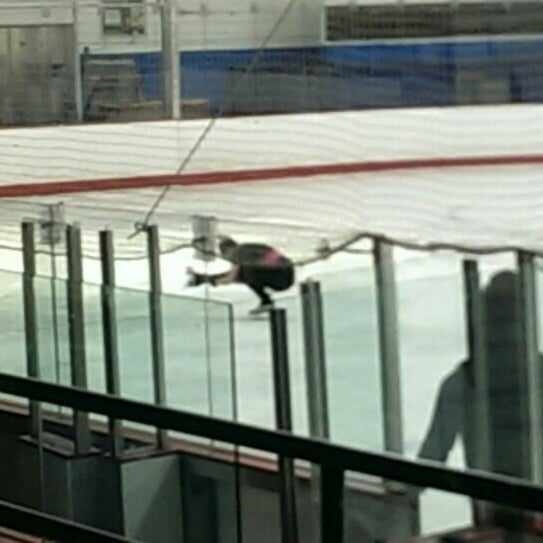 Photo taken at San Diego Ice Arena by Lisa K. on 5/8/2015