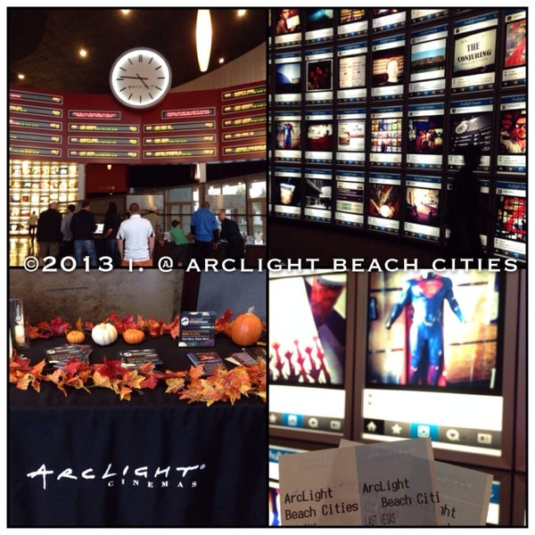 Photo taken at ArcLight Beach Cities by i 💕 on 11/4/2013