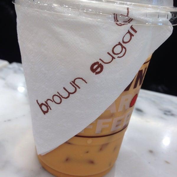 Photo taken at brown sugar cafe by James J. on 3/10/2015