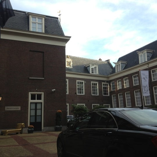 Photo taken at Sofitel Legend The Grand Amsterdam by Nikolas on 11/4/2012