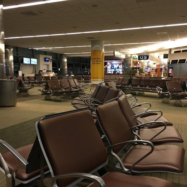 Photo taken at Terminal A by Josiah F. on 3/23/2016