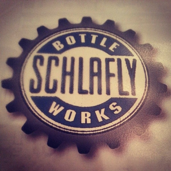 Photo taken at Schlafly Bottleworks by Kevin L. on 12/31/2013
