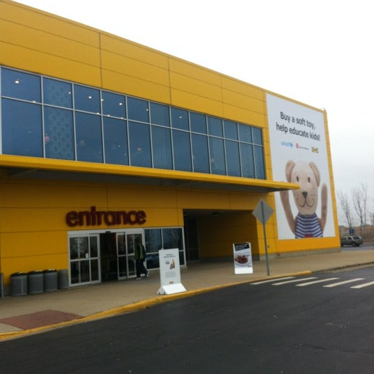 Ikea bolingbrook furniture home store in bolingbrook for M furniture warehouse chicago