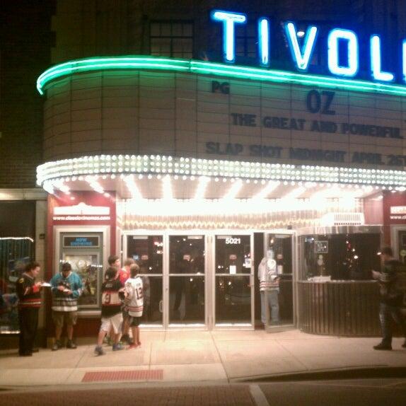 Classic Cinemas Tivoli Theatre Indie Movie Theater In