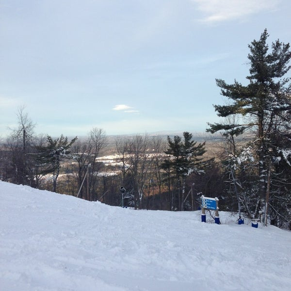 Photo taken at Pat's Peak Ski Area by Ksenia P. on 2/9/2013