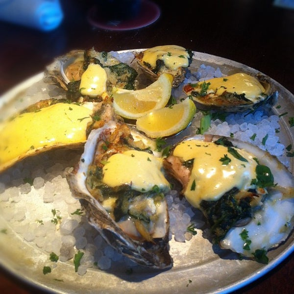 Photo taken at Pappadeaux Seafood Kitchen by David P. on 6/1/2012