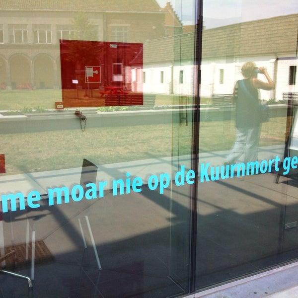Photo taken at Stadsmuseum Gent | STAM by Stefaan Reynaert on 7/23/2013