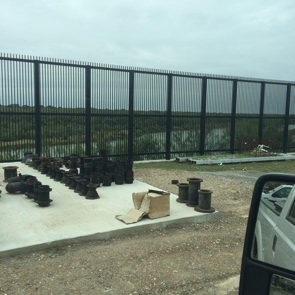 Photo taken at USA Border To Mexico by Jason R. on 11/13/2014