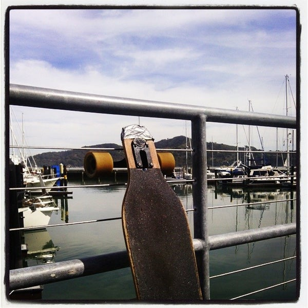 "Photo taken at San Francisco Yacht Club by Eric ""@erich13 