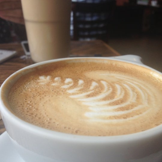 Photo taken at Avoca Coffee by Nathalie on 7/25/2013