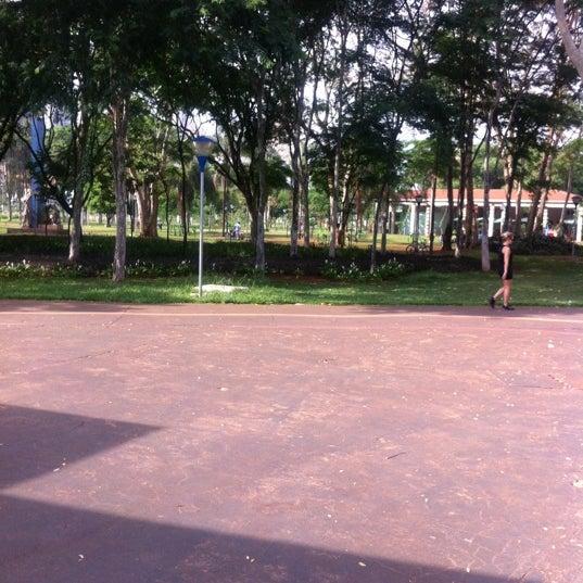 Photo taken at Parque Ecológico Maurilio Biagi by Gustavo L. on 10/27/2012