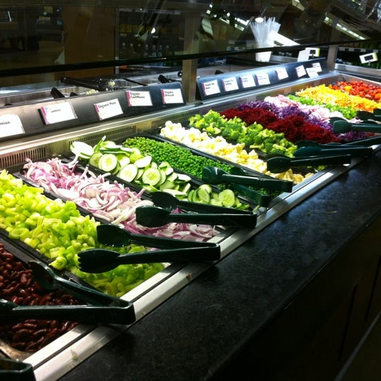 Photo taken at Whole Foods Market by Michelle on 10/1/2012