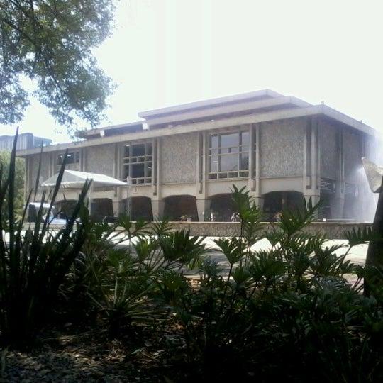 Photo taken at Universidad de Antioquia by Esteban C. on 9/14/2012