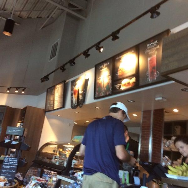 Photo taken at Starbucks by Sagy M. on 7/19/2016