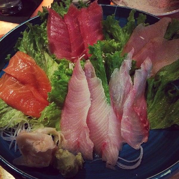 Photo taken at Haru by Dan M. on 9/11/2014