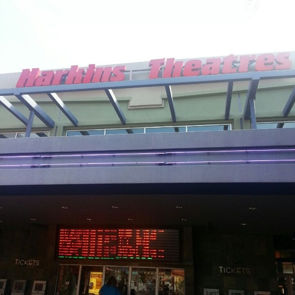 Photo taken at Harkins Theatres Tempe Marketplace 16 by Kimberlee on 3/28/2013