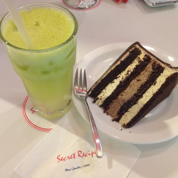 Photo taken at Secret Recipe by Mohd on 4/18/2013
