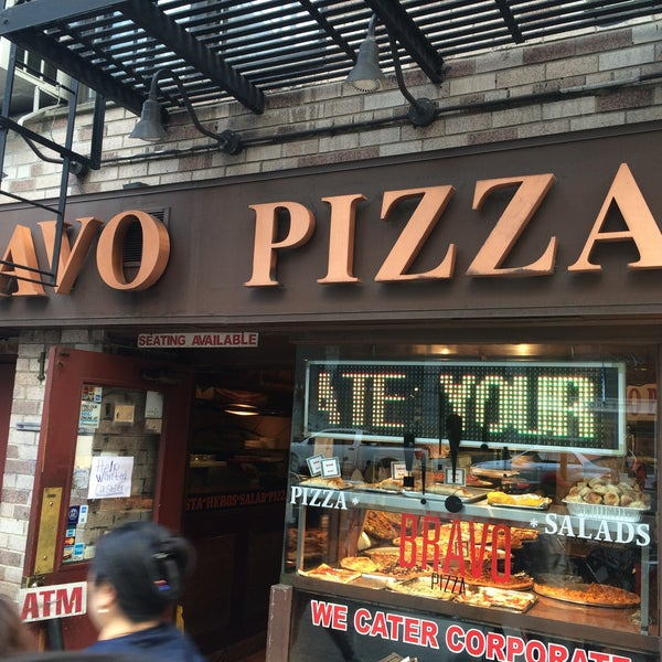 Photo taken at The Big Slice - 5th Ave by Alexey S. on 5/7/2016