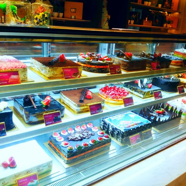 Photo taken at Clairmont Patisserie by Moez on 4/15/2013
