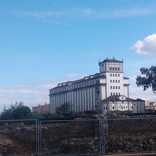 Photo taken at Circo Romano by Augusta E. on 4/30/2013