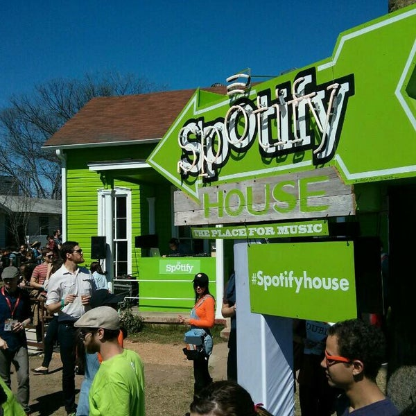 Spotify house now closed music venue in austin for House music today