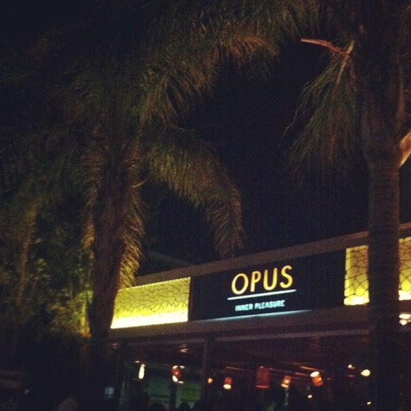 Photo taken at Opus by Nickolas L. on 9/15/2012