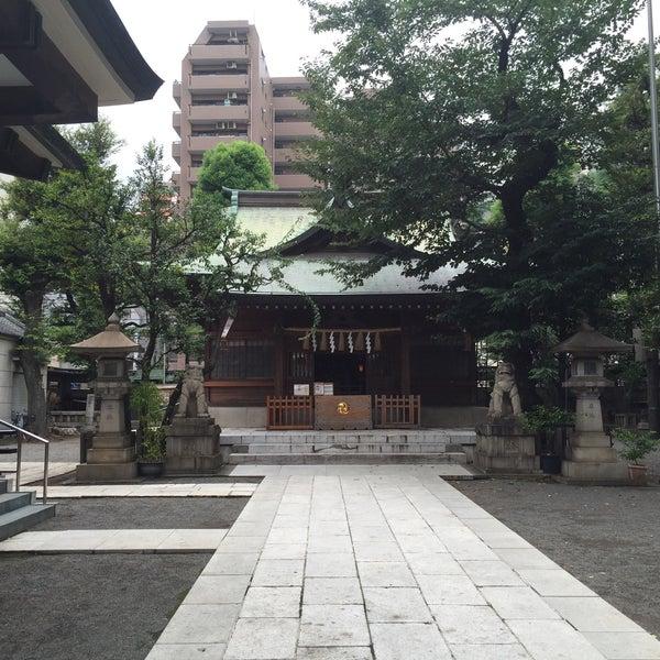Photo taken at 大塚天祖神社 by Mittyoi A. on 8/21/2015
