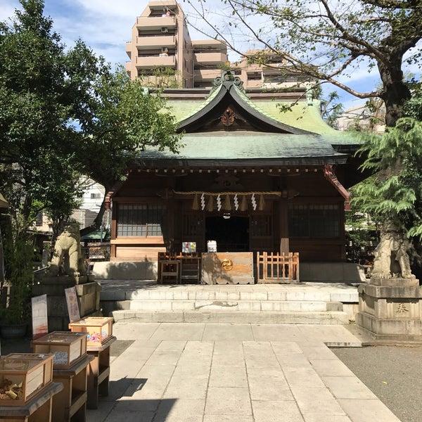 Photo taken at 大塚天祖神社 by Mittyoi A. on 10/6/2016