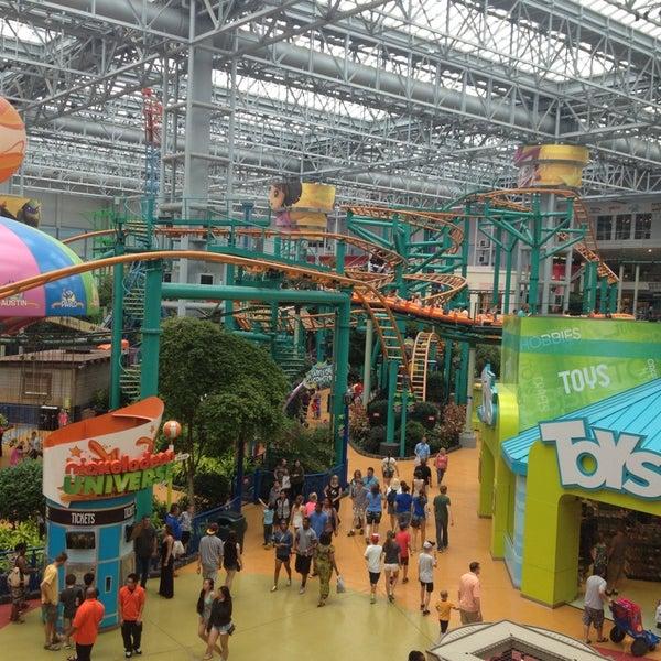 Photo taken at Mall of America by Ned S. on 7/7/2014