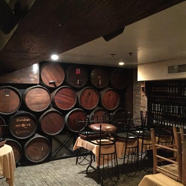 Photo taken at Lola Tapas & Wine Bar by Piston H. on 11/16/2015