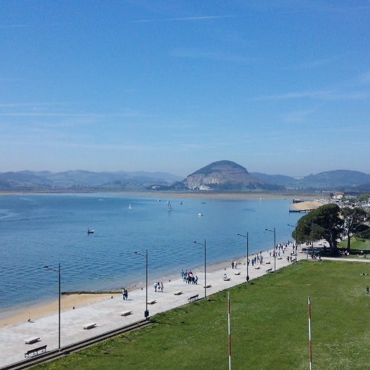 Photo taken at Santoña by trikar on 4/18/2014