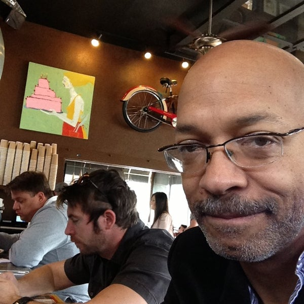 Photo taken at Eggs In the City by Aaron on 3/15/2013