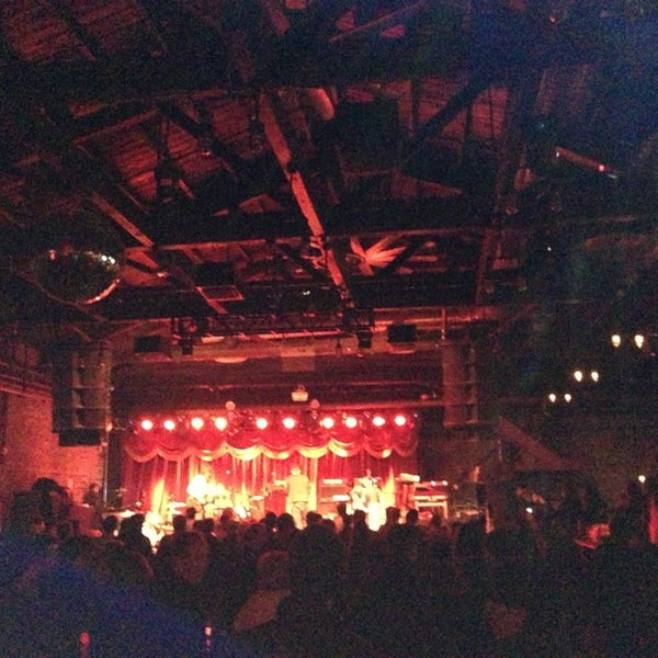 Photo taken at Brooklyn Bowl by Bobby A. on 3/16/2013