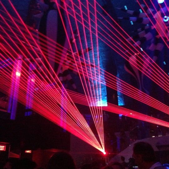 Photo taken at LIV Miami by Hrudika G. on 10/27/2012