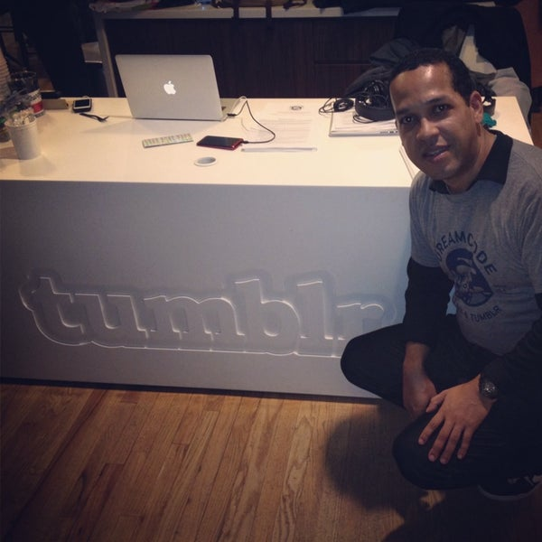 Photo taken at Tumblr HQ by @tfnow on 1/20/2014
