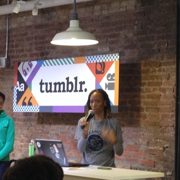 Photo taken at Tumblr HQ by @tfnow on 1/19/2014
