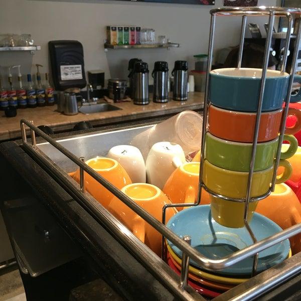 Photo taken at Javatinis Espresso Bar by Nate on 9/3/2016