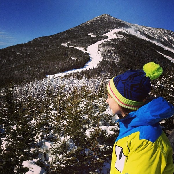 Photo taken at Whiteface Mountain by Oleg G. on 2/11/2013