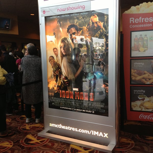 Photo taken at AMC Columbia 14 by Heather L. on 5/4/2013