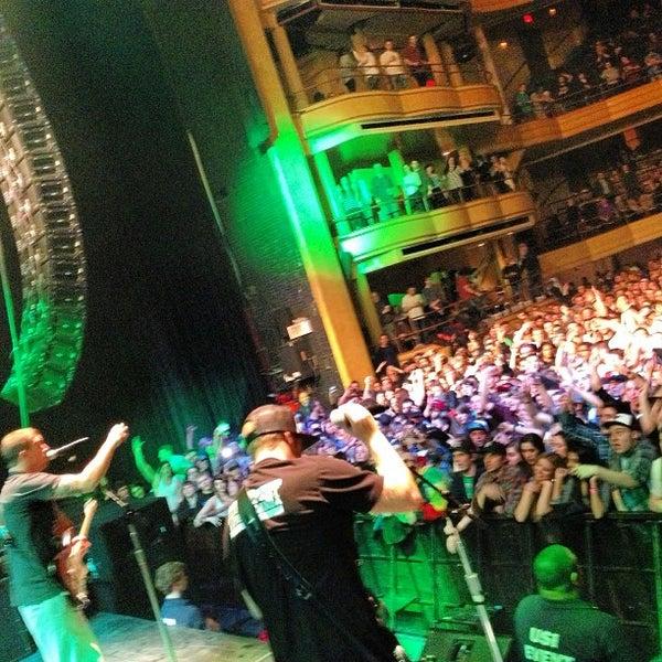 Photo taken at Hammerstein Ballroom by Slightly Stoopid on 3/23/2013