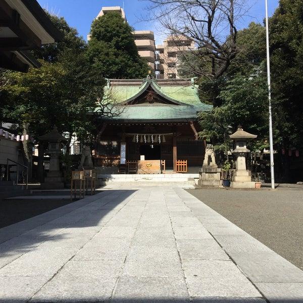Photo taken at 大塚天祖神社 by Jun T. on 2/18/2015
